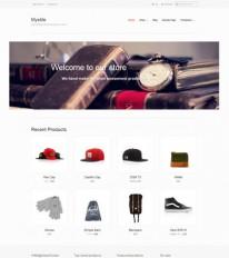 mystile free ecommerce wordpress theme